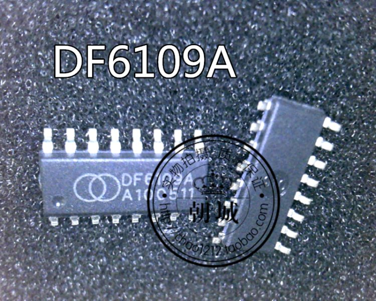 SOP foot two sides DF6109A
