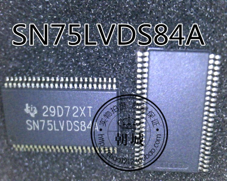 Foot SN75LVDS84A two sides