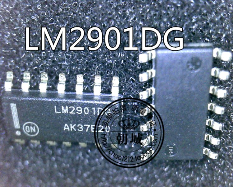 Foot two sides LM2901DG SOP-14