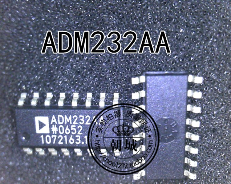 Linear ADM232AARN SOP16 ADM232AA RS-232 sent and receive implement