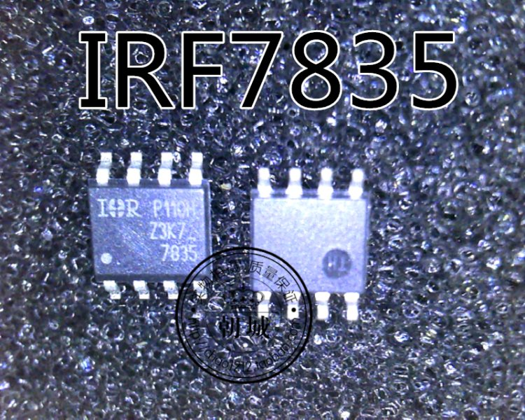 IOR IRF7835 F7835 SOP8 field effect in charge