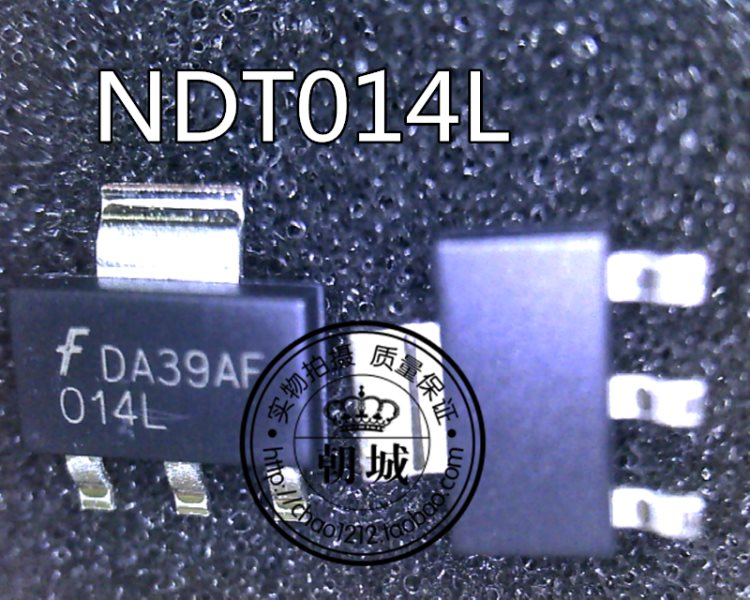 NDT014L 014L SOT223 sticks a field effect