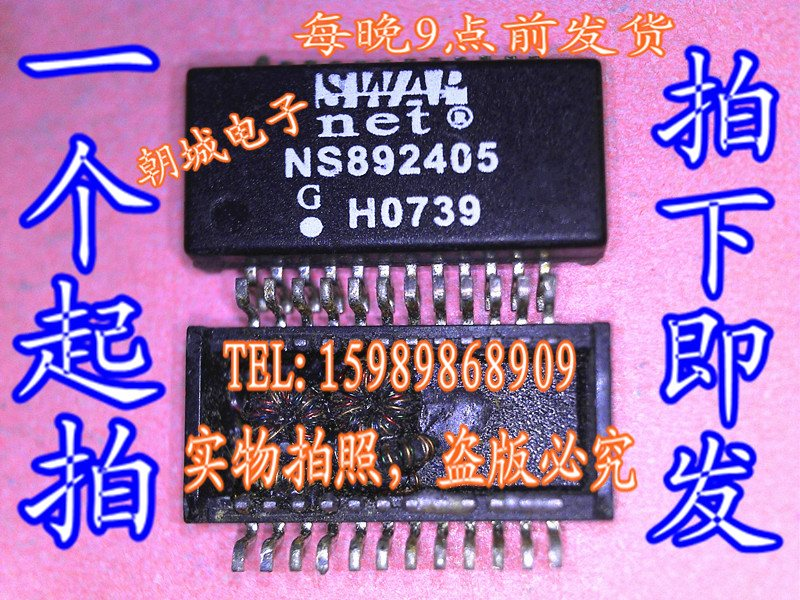 Chip bridge network base NS892405