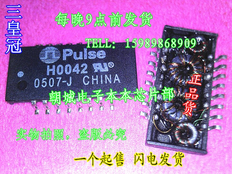 Bridge Pulse H0042 net