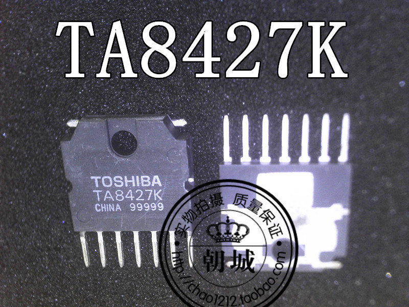 Scanning field foot TA8427K TIP-7 compositive and