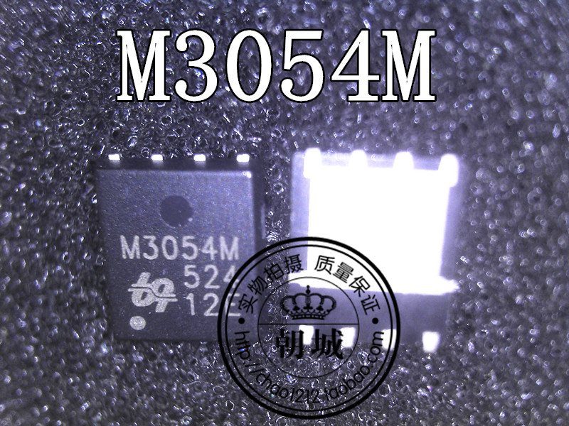 QM3054M6 M3054M sticks a MOS field effect in charge QFN8 enclose