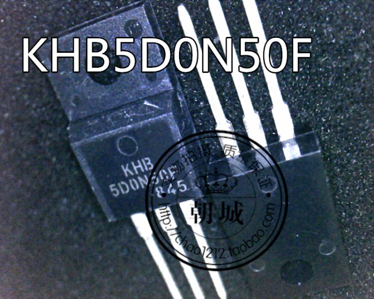 KHB5D0N50F 5DON50F TO-220F