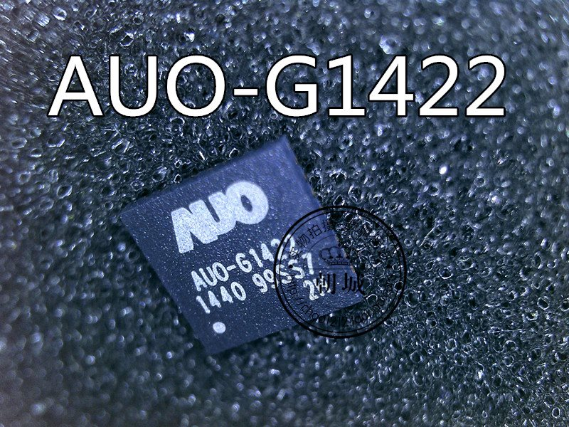 2H QFN32 version AUO-G1422 AUO-61422 !