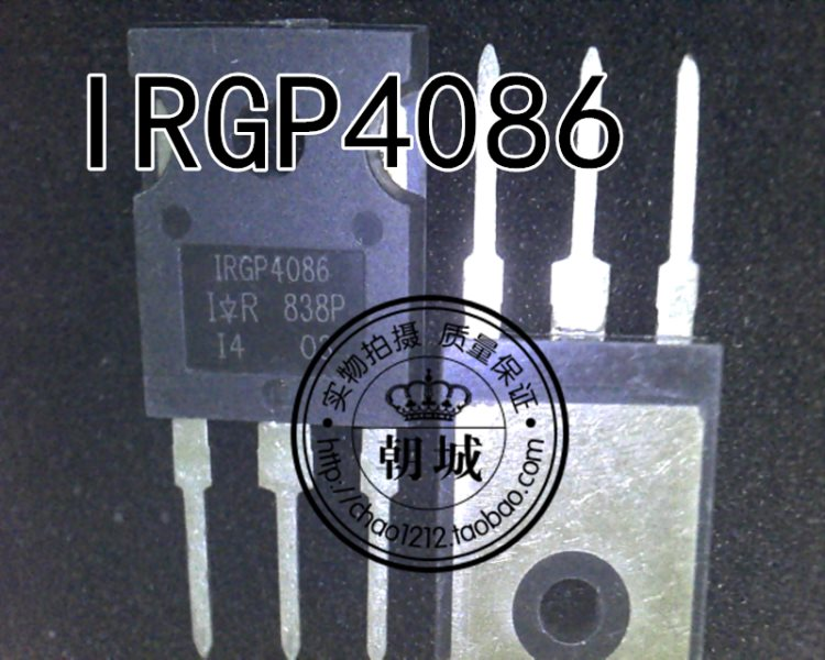 IRGP4086 IRGP4086PBF TO3P inserted