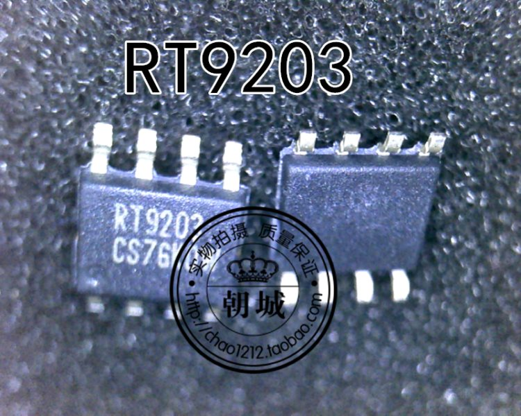 RT9203CS RT9203PS RT9203 SOP8