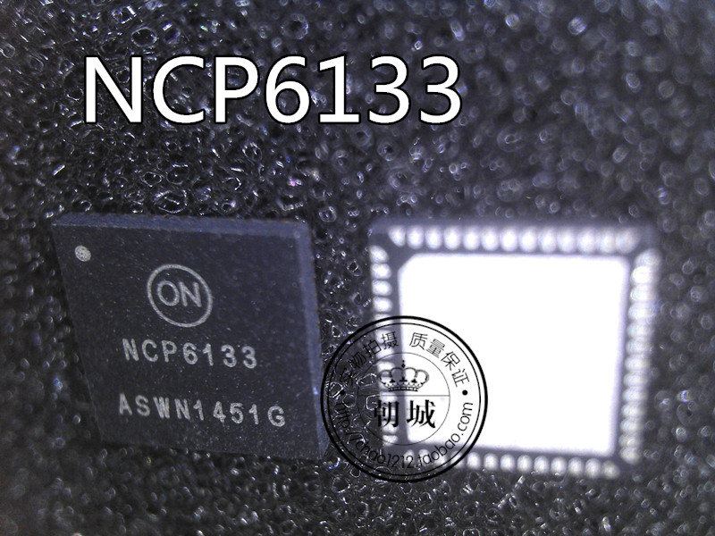 ON NCP6133 QFN 613