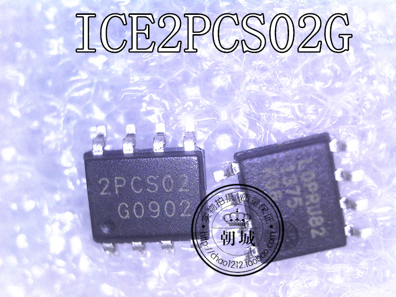ICE2PCS02 2PCS02 SOP-8