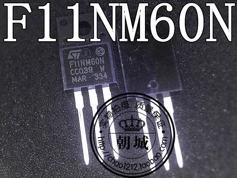 STF11NM60N F11NM60N TO-220F