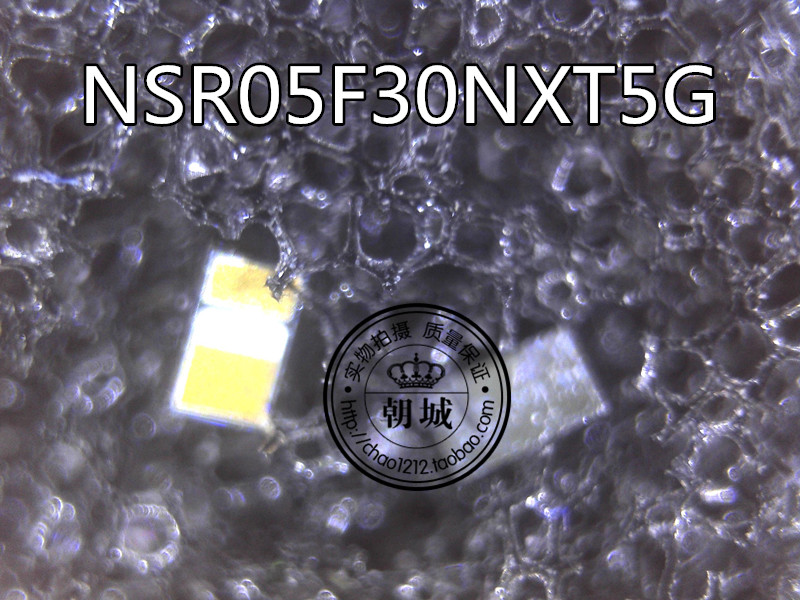 NSR05F30NXT5G DIODE SCHOTTKY 30V 500MA 2DSN