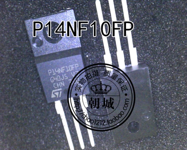 P14NF10FP TO-220F