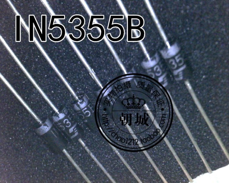 IN5355B inserts stabilized voltage diode