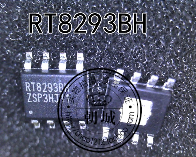 Chip source control report RT8293BH RT8293BHZSP SOP