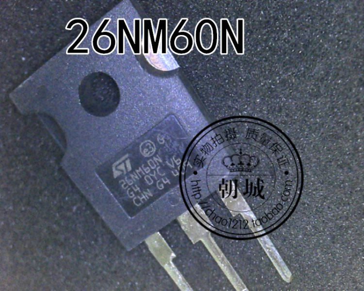 STW26NM60N 26NM60N TO247