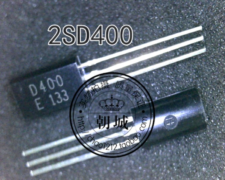 2SD400-E 2SD400-F D400 TO-92L