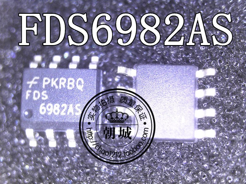 FDS6982AS 6982AS FDS6982S 6982S SOP-8