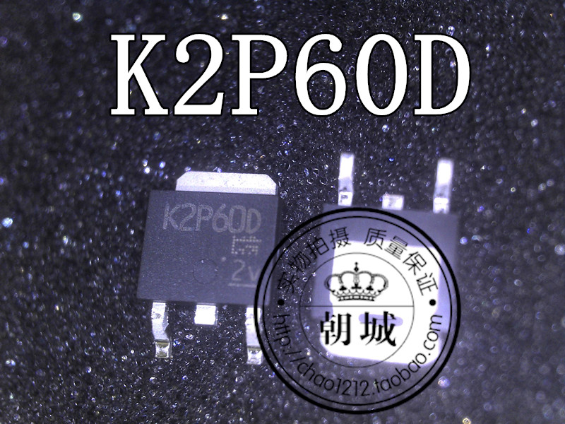 TK2P60D K2P60D TO-252