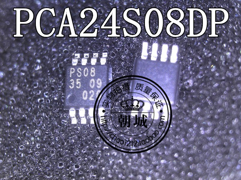 NXP PCA24S08DP PS08 MSOP8 - Click Image to Close