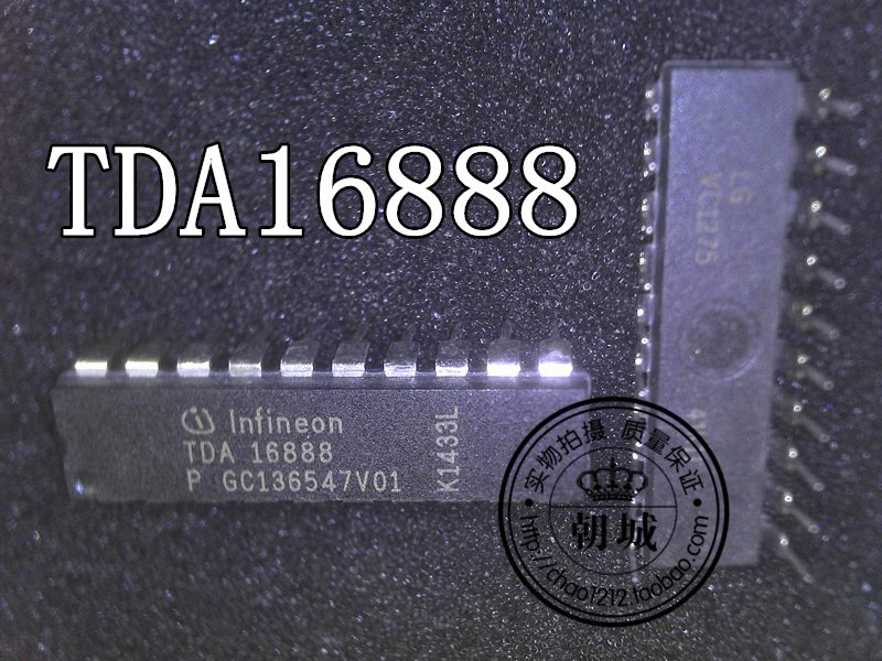 chip power source TV liquid crystal TDA16888 DIP-20