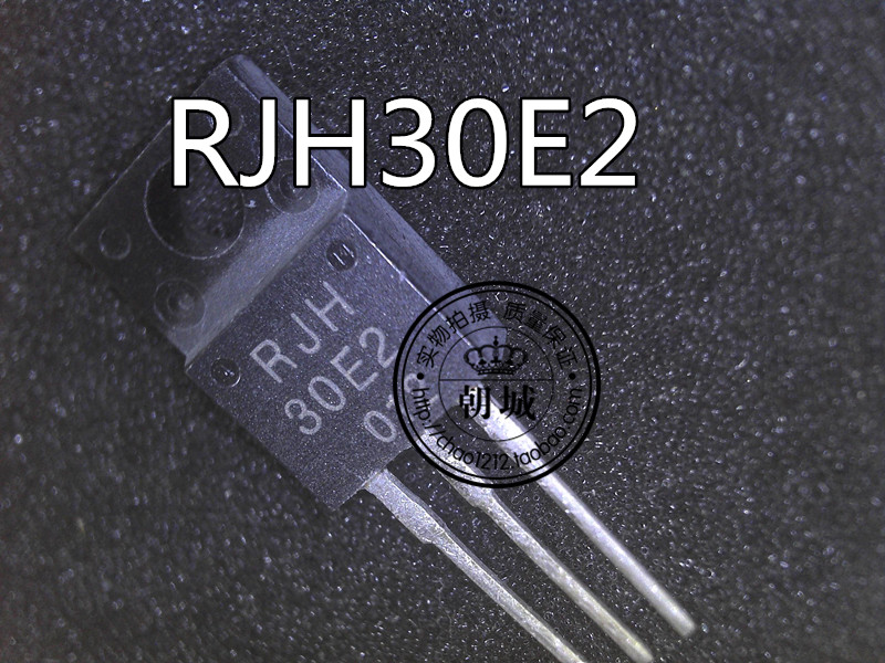 RJH30E2 [TO-220F]