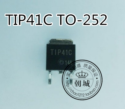 TIP41C T1P41C TO-252