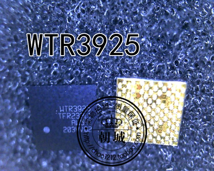 QUALCOMM WTR3925