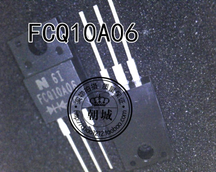 FCQ10A06 TO-220F