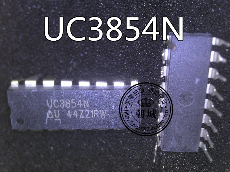 UC3854N UC3854 TI inserts DIP16 IC power source management