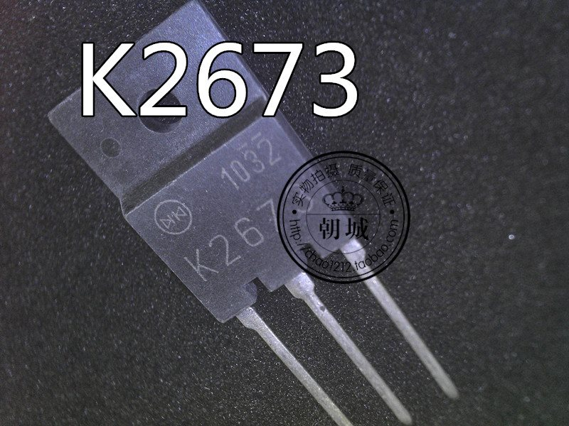 2SK2673 K2673 TO-3P