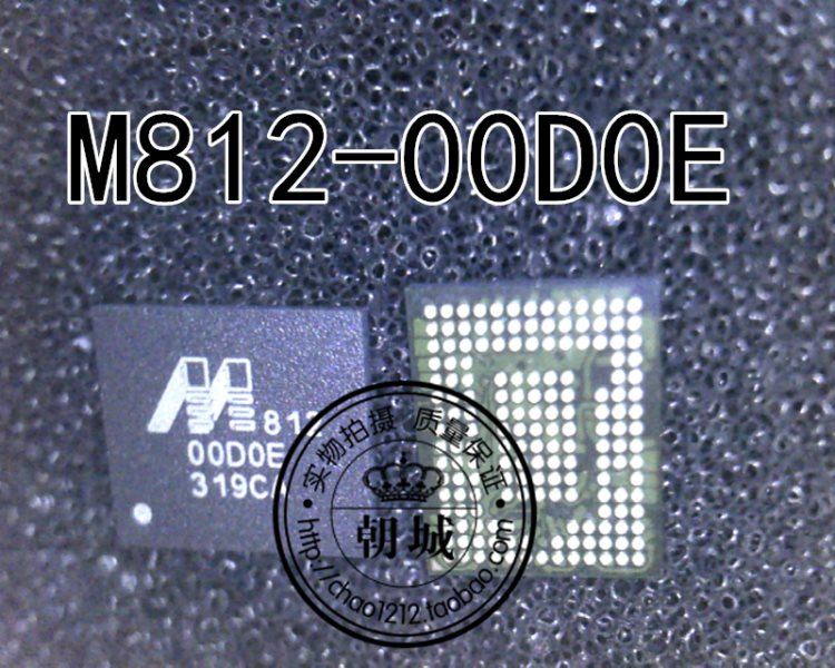 88PM812-00D0E M812-00D0E is brand-new IC of former outfit power source is brand-new 25 yuan one removes carry out