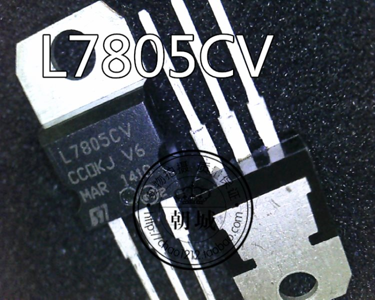 L7805CV ST TO-220
