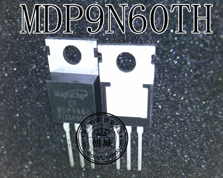 MDP9N60 MDP9N60TH TO-220 field effect dynatron