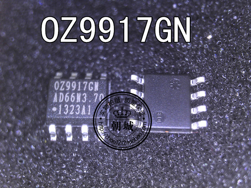stick an OZ9917GN SOP-8 enclose
