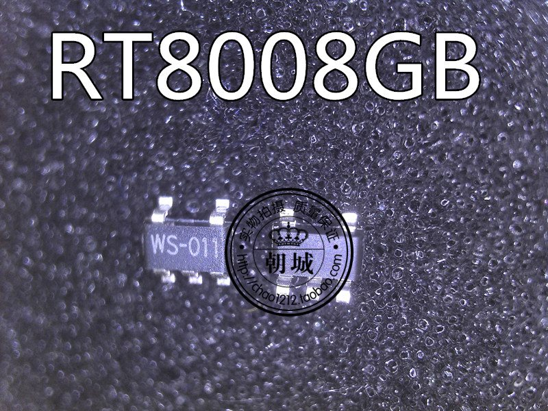 RT8008GB WS-011 SOT23-5