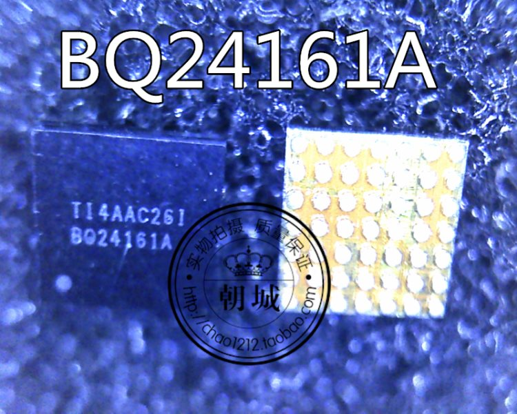 China charge for P1 U9200 T9200 IC BQ24161AYFFR BQ24161A BGA 49 foot
