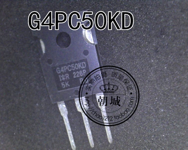 G4PC50KD dynatron IRG4PC50KD IGBT in charge G4PC50KD 60A600V power in charge