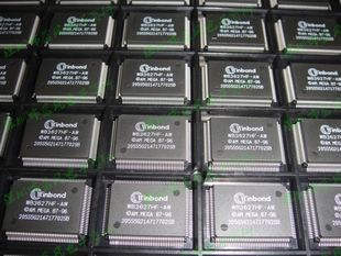 Sincere letter W83637HF-AW Qfp Hua Jiang breed low monopolistic IO chip all ready
