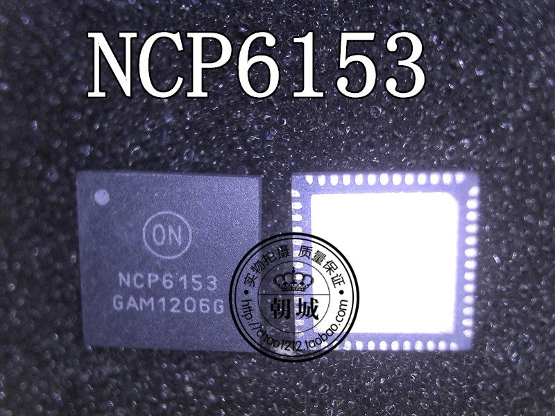 ON NCP6153 QFN