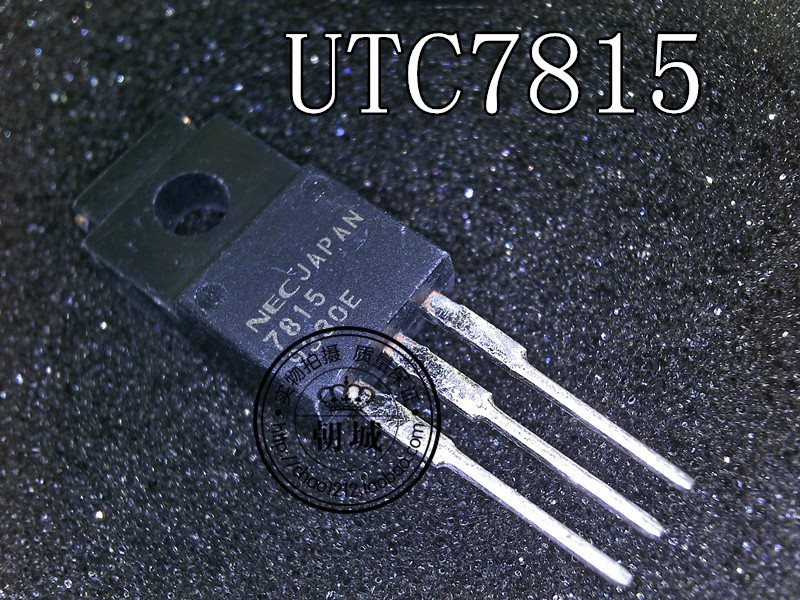 UTC7815 7815 TO220 inserts directly