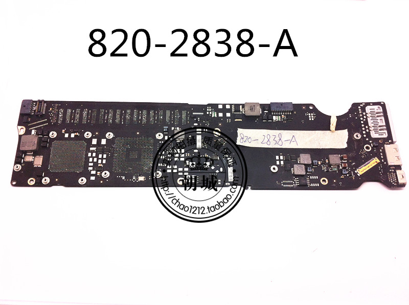 Secondhand malic Macbook Air 13 inch K16 A1369 MC503 504 advocate board makings board 820-2838-A