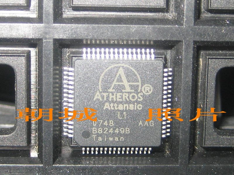 Heat sells ! ATHEROS Attansic L1 L2 F1 heat sells chip