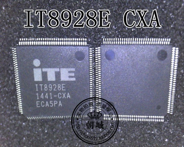 IT8928E CXA BXA BXS CXS QFP128 23