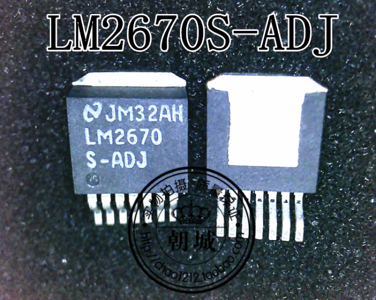LM2670S-ADJ LM2670S LM2670 TO-263