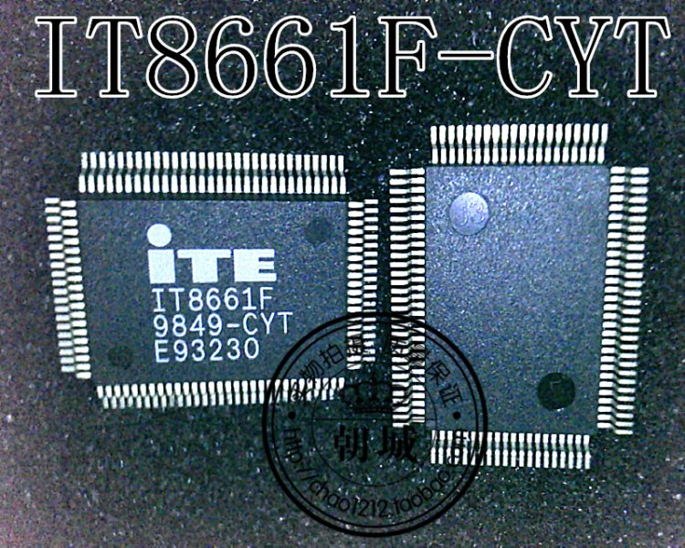 IT8661F-CYT QFP 10
