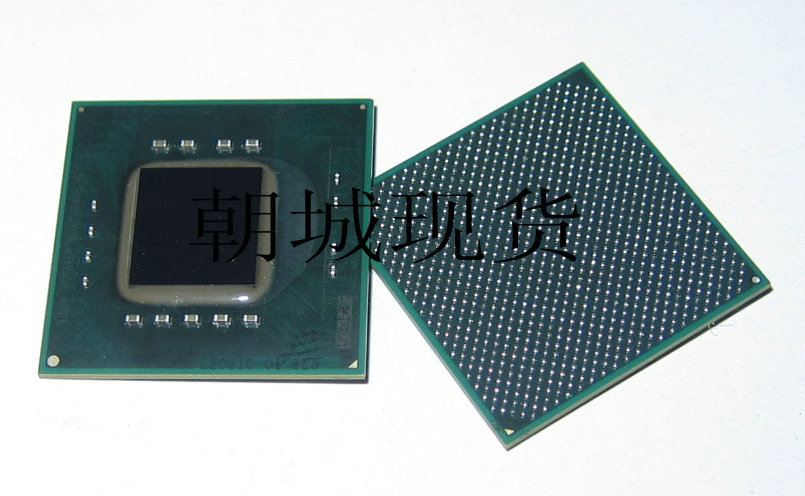small CPU E20810 SU4100 BGA tested 60