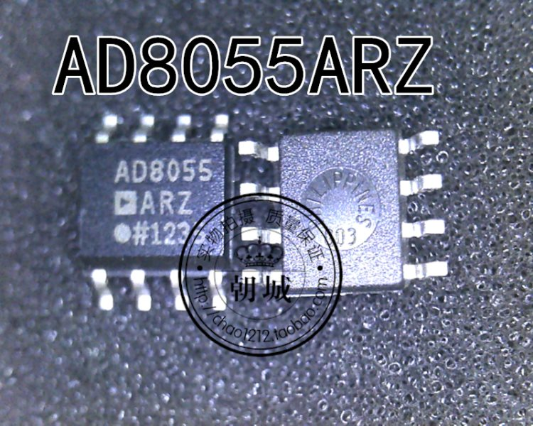 AD8055ARZ AD8055 encloses SOP8 operation amplifier quality ADI